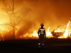 Hundreds Flee Wildfire in Spain's Costa del Sol
