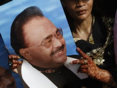 Pakistan's Muttahida Qaumi Movement Party Leader Altaf Hussain Back in Custody After London Hospital Visit