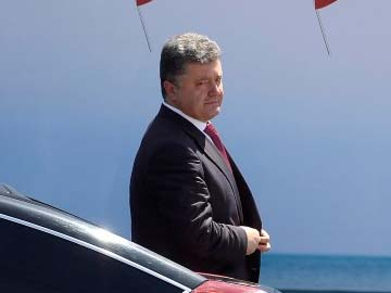 Ukraine's Petro Poroshenko to be Sworn in as East Seethes with Separatist Conflict