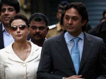 Don't Want to Harm Anyone, Only Protect Myself: Preity Zinta on Complaint Against Ness Wadia