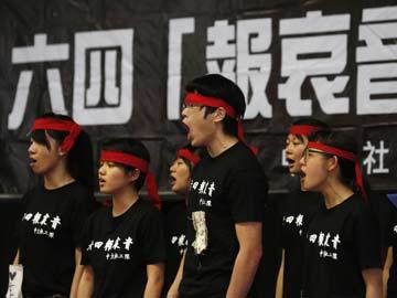 China Detains Artist Before Tiananmen Anniversary