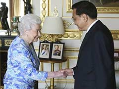 Queen Welcomes Chinese Premier at Windsor Castle