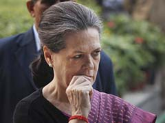 Sonia Gandhi Expresses 'Great Pain' Over Gopinath Munde's Death