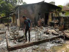 Sri Lanka Police Probe Fire at Muslim-Owned Store