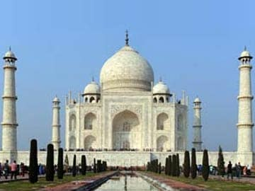 Taj Mahal Facing the Brunt of Environmental Degradation
