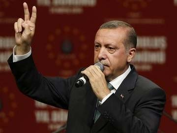 Turkey Prime Minister Accuses International Media of Spying
