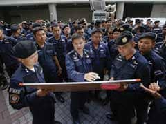 Huge Thai Security Force Deployment Stifles Coup Protests