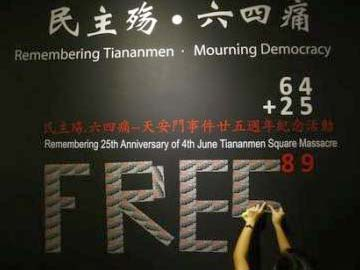 Chinese Party Newspaper Says Western Democracy Only Brings Chaos