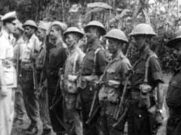 Veterans Commemorate Vital 'Battle of Imphal'