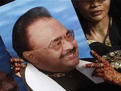 Pakistan's Muttahida Qaumi Movement Party Leader Altaf Hussain 'Held in London'