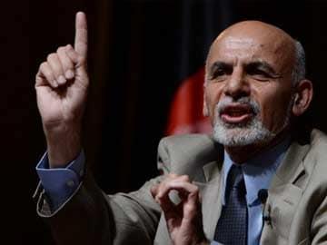 Afghan Election Contender Ashraf Ghani Dismisses Fraud Claims
