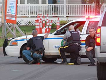 Three Officers Killed, Two Injured in Canada Shooting