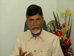 Chandrababu Naidu Appointed First Chief Minister of New Andhra Pradesh