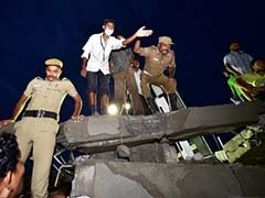 Chennai Building Collapse: Six Dead, 22 Still Feared Trapped