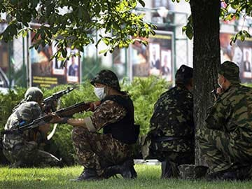 More Foreign Fighters Break Cover Among Ukraine Separatists