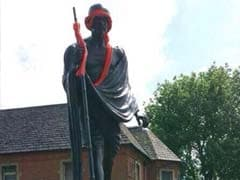 Mahatma Gandhi Statue Vandalised in UK Amid Protests Over Operation Bluestar