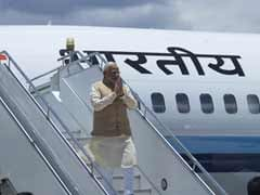 PM Narendra Modi Travelled in his Armoured BMW in Thimphu