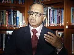 Infosys Co-Founder Narayana Murthy Plans India Joint Venture With Amazon: Report