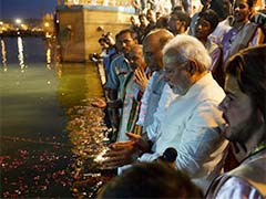 PM Modi's Clean Ganga Plan Ready, First Top-Level Meeting Today