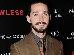 Shia LaBeouf Arrested for Disrupting Broadway Show