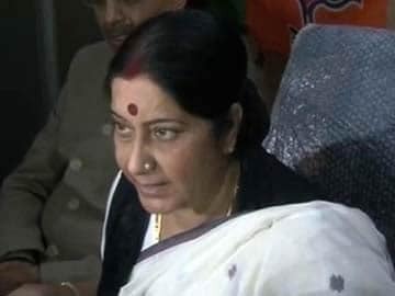 Sushma Swaraj to Visit Bangladesh on June 25, Her First International Visit as Foreign Minister