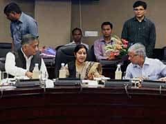 Iraq Crisis: Sushma Swaraj Holds High-Level Meeting; Three Air India Planes on Standby for Evacuation