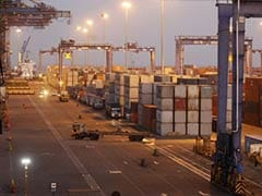 Adani Ports Jumps on Nifty Inclusion; NMDC Falls