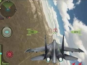 Indian Air Force Launches 3D Mobile Game to Attract Youth