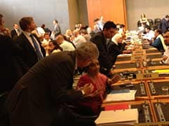 India Underscores Need to Protect Food Security of Millions in Firm Stand at WTO