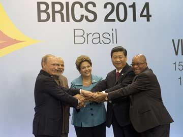 BRICS Summit Clears Setting Up of $100 Billion New Development Bank