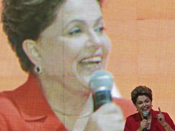 Brazil President Dilma Rousseff Recovers Support Ahead of October Election