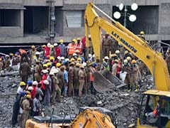 Chennai: Experts Inspect Site of Building Collapse