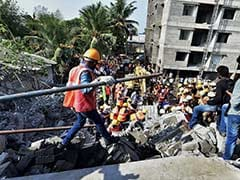 Chennai Building Collapse: 43 Dead, Two Still Trapped