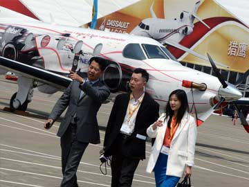 China's Rich Pimp Their Planes as Jet Market Takes off