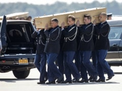 Plane With More MH17 Crash Victims Leaves Ukraine