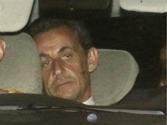 France's Former President Nicolas Sarkozy Detained by Police in Corruption Probe