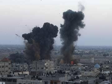 Arab Foreign Ministers To Meet on Monday On Gaza: Diplomat