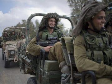 Israel Announces Ground Invasion of Gaza Strip