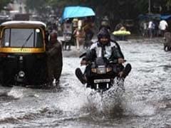 Mumbai: Heavy Rains Cause Traffic Snarls, Local Trains Disrupted
