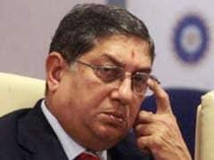 श्रीनिवासन के हाथ से ICC चेयरमैन की कुर्सी गई , शास्त्री को अहम IPL पद से हटाया गया
