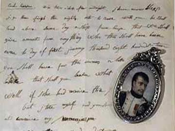 Napoleon and Josephine's Marriage Certificate for Sale