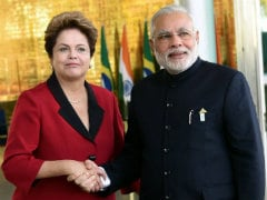 India, Brazil Decide to Explore Ways to Boost Cooperation