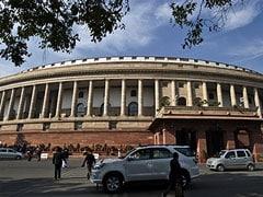 Ceiling of Lok Sabha in Parliament Building Leaks During Debate