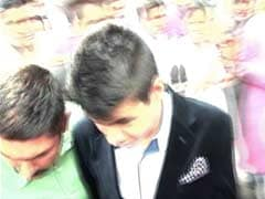 Priyanka Vadra's Son Raihan Visits Parliament