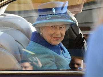 Queen to Smash Whisky on Britain's Biggest Warship