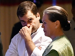 On Rahul Gandhi's Promotion, Sonia Gandhi Says: 'Will Let All Know When Decided'