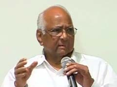 Leader of Opposition an 'Essential' Institution, Says Sharad Pawar