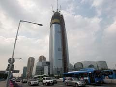 Small Sink Holes Cause Big Jitters at World's Six Largest Building