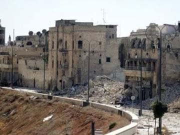 Syria Rebels Advance on Key Airport in Hama Province