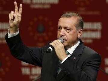 'I no Longer Talk to Obama': Turkey PM Erdogan